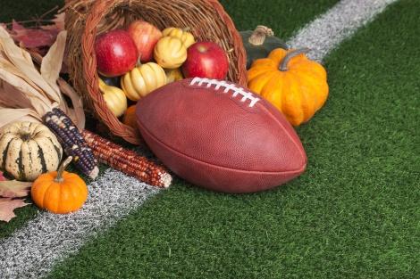 Thankfulness for HalftimeAdjustments